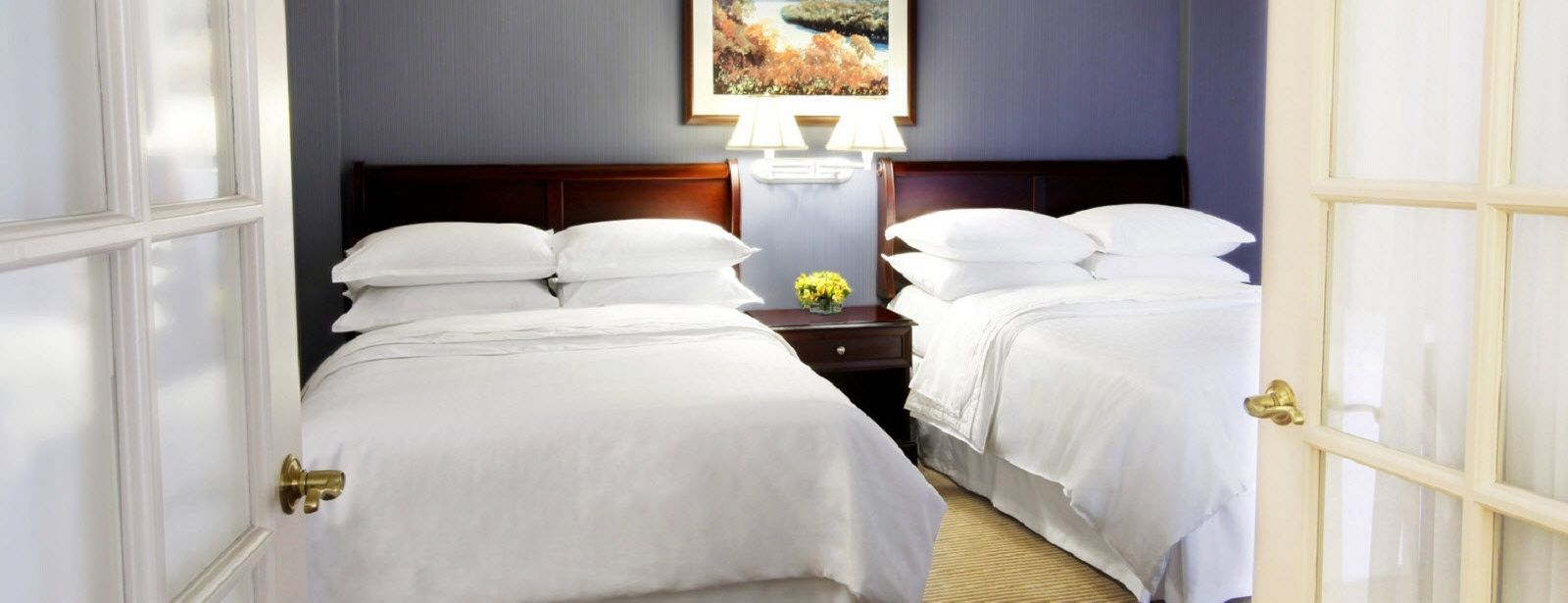 Sheraton Hotels - Double Bed Suite